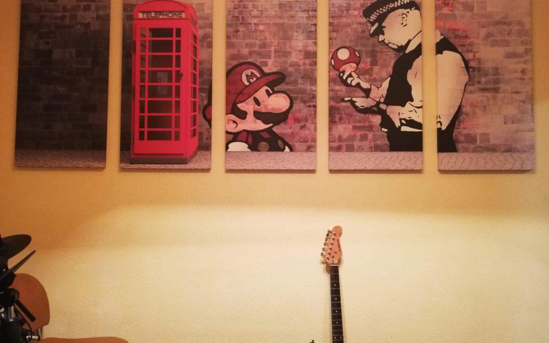 Nueva sala de música