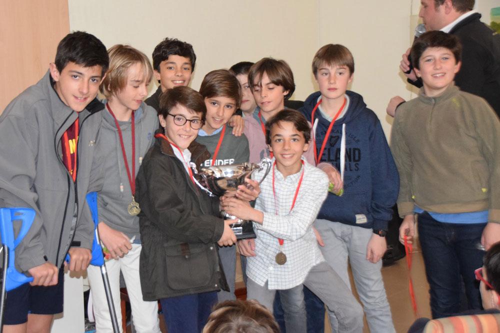 Neveros campeón del Magerit 2020