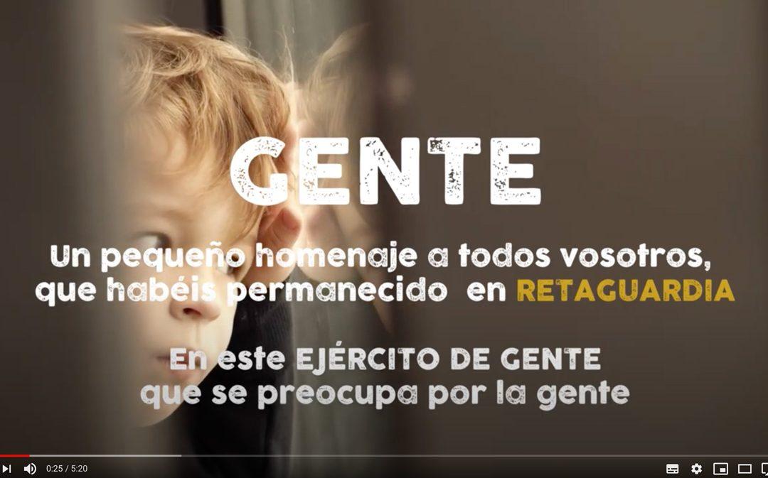 Proyecto GENTE, las actividades solidarias del colegio mayor